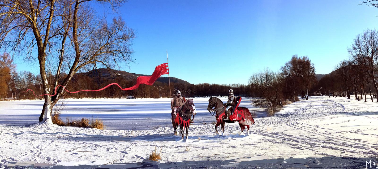 Winter Patrol