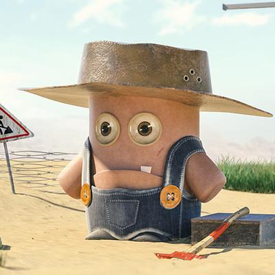 The Desert's Farmer