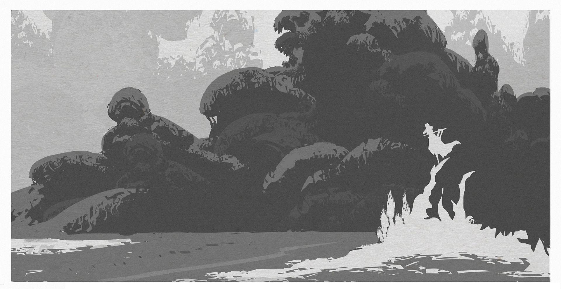 Hugo puzzuoli witch forest 04