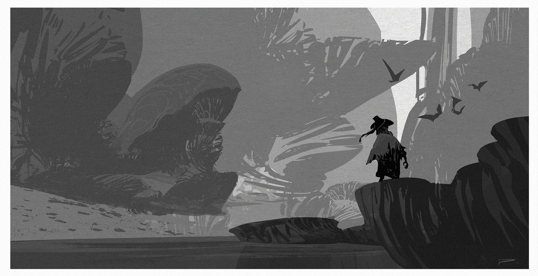 Hugo puzzuoli witch forest 01
