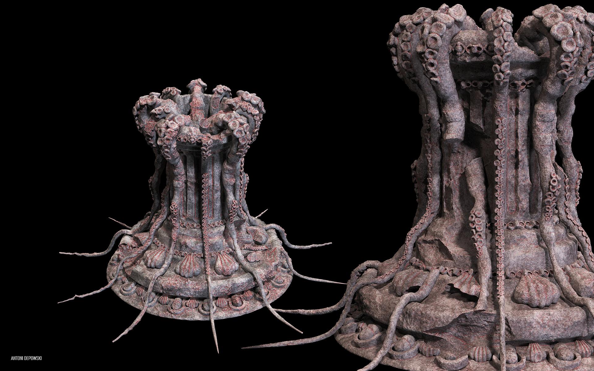Antoni depowski octopus 4b antoni depowski