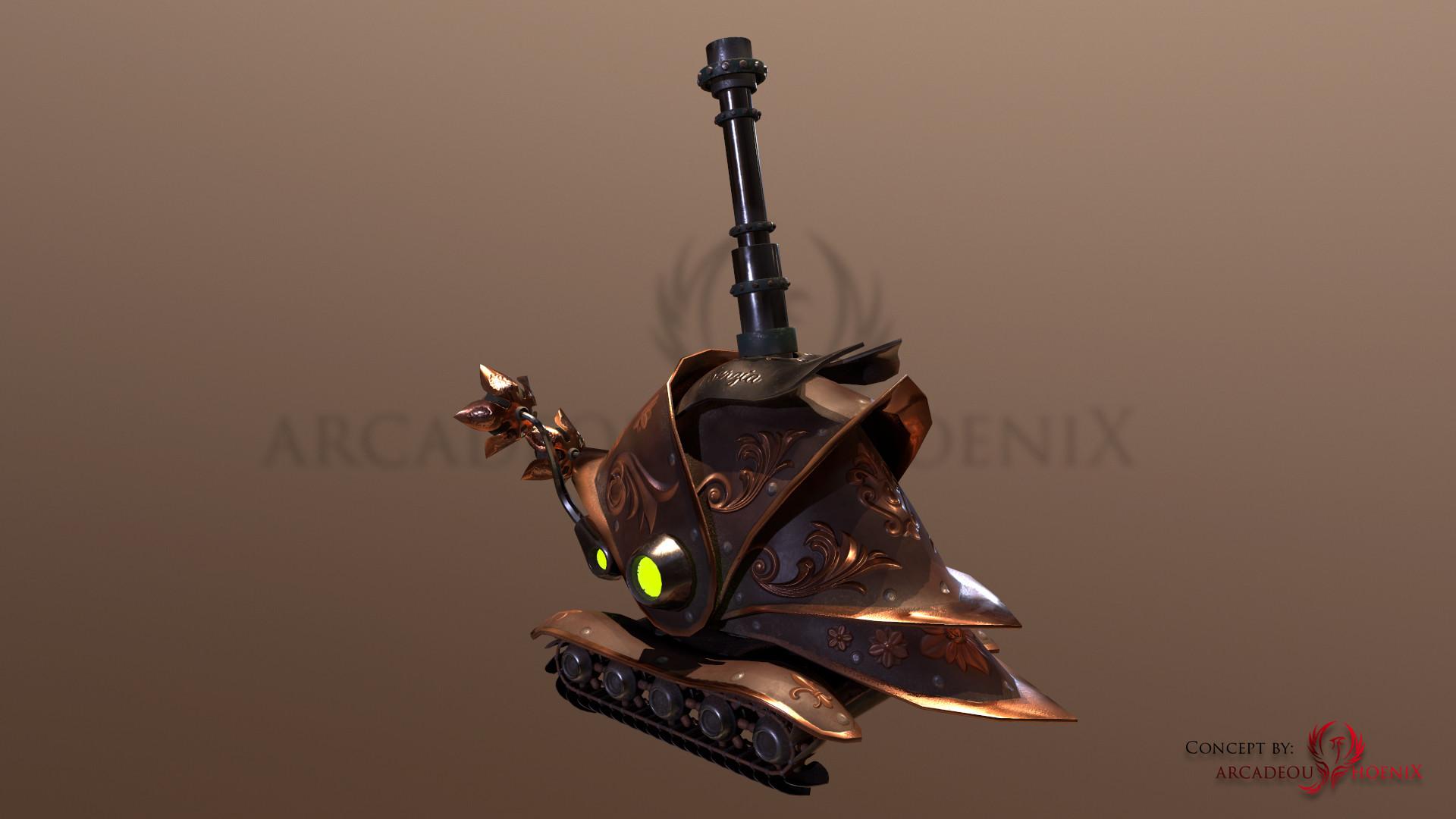 Arcadeous phoenix screenshot002