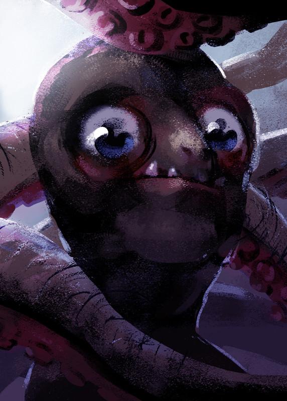 tentacle man