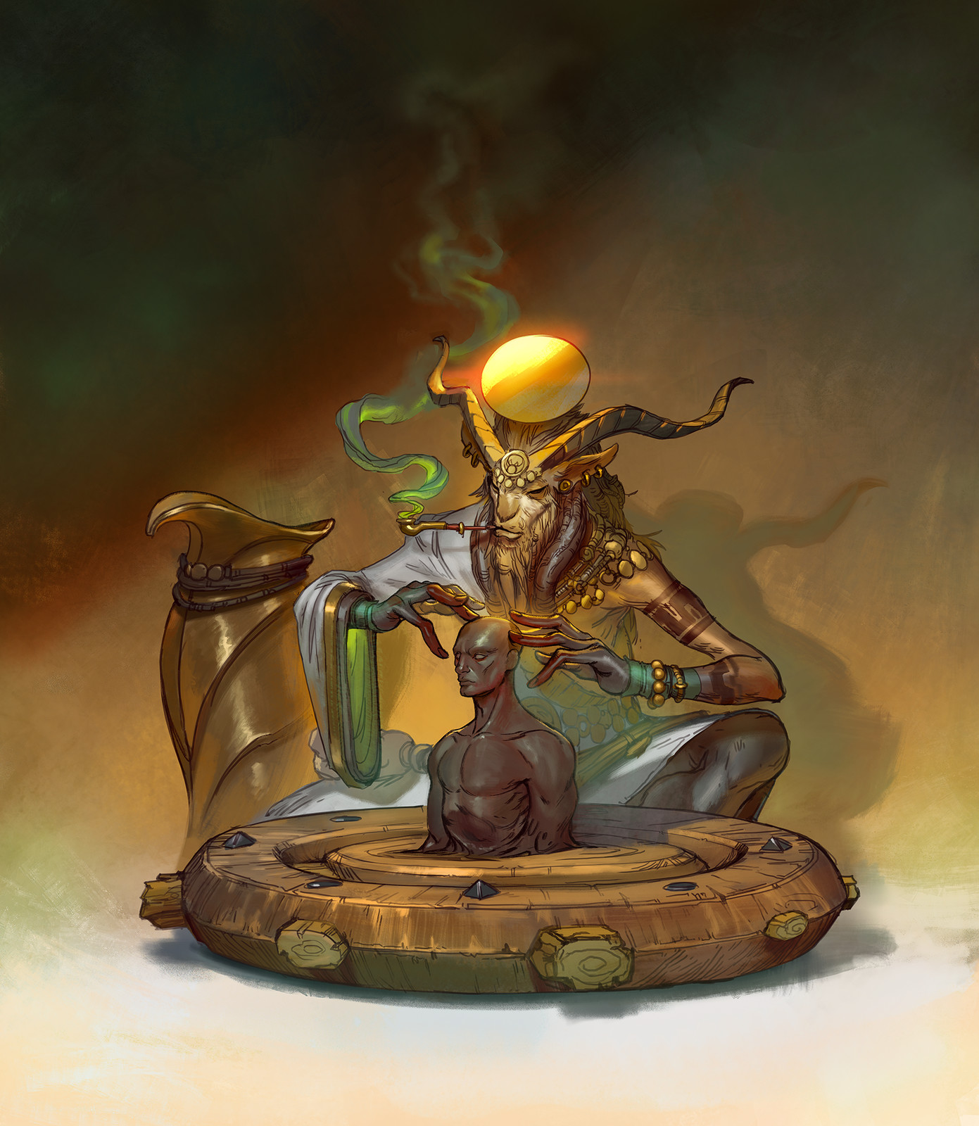 Khnum, the Divine Potter