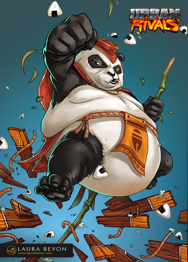 UR - Panda