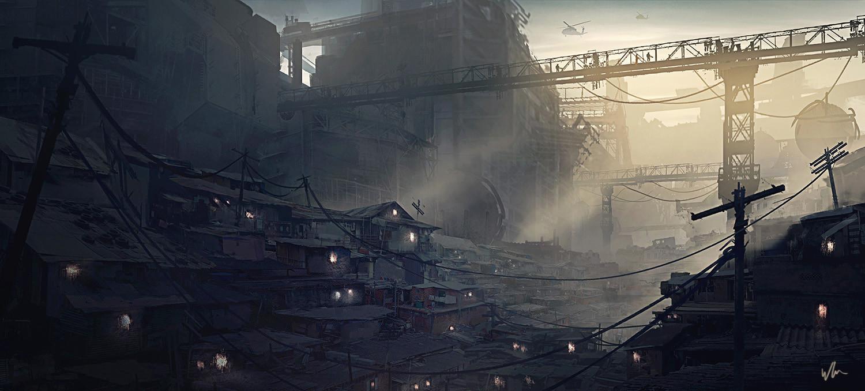 Favela City