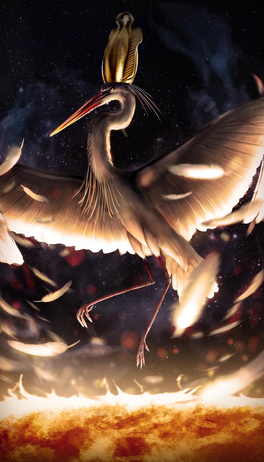 The Bennu (Phoenix)