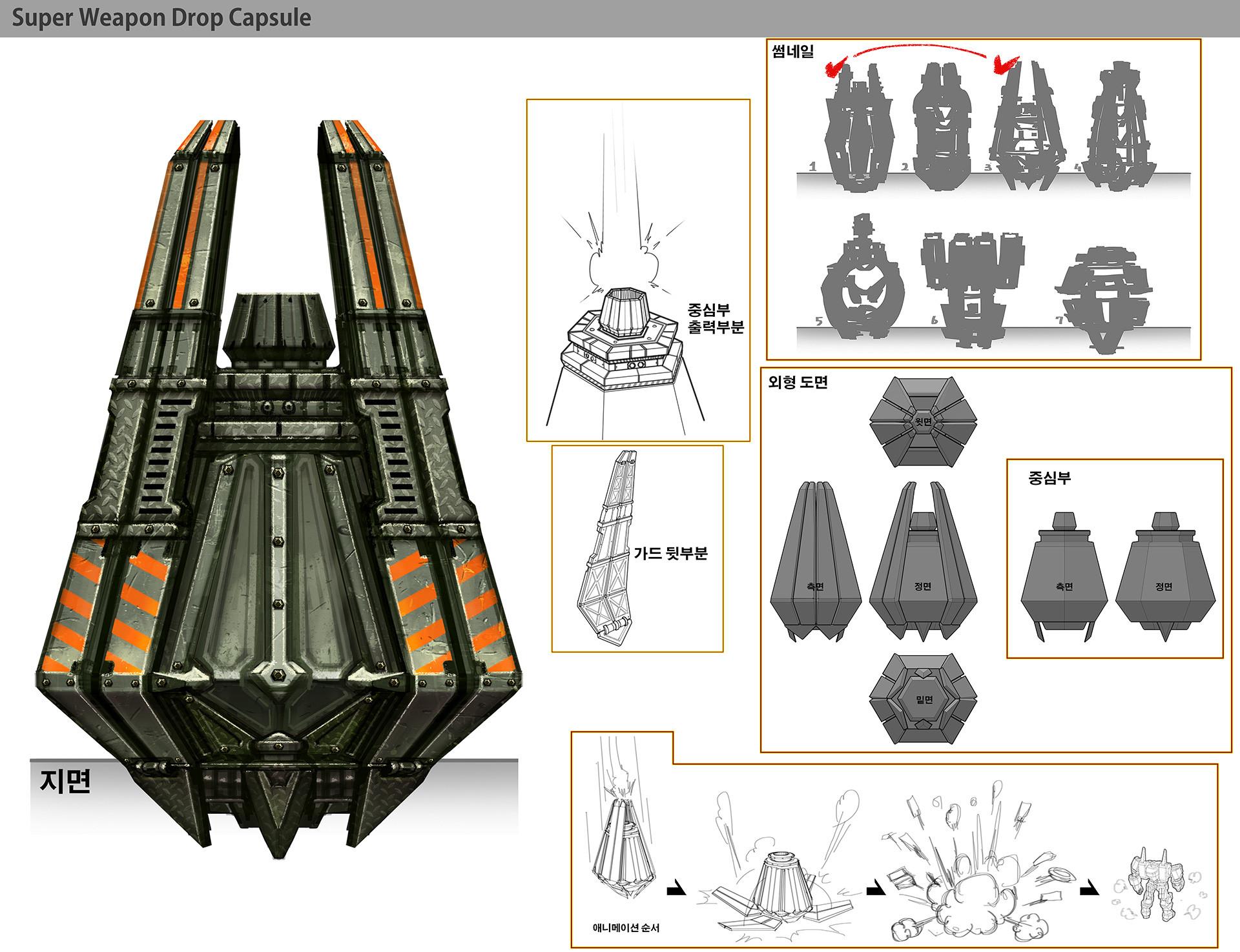R o iaki superweapon dropcapsule 2