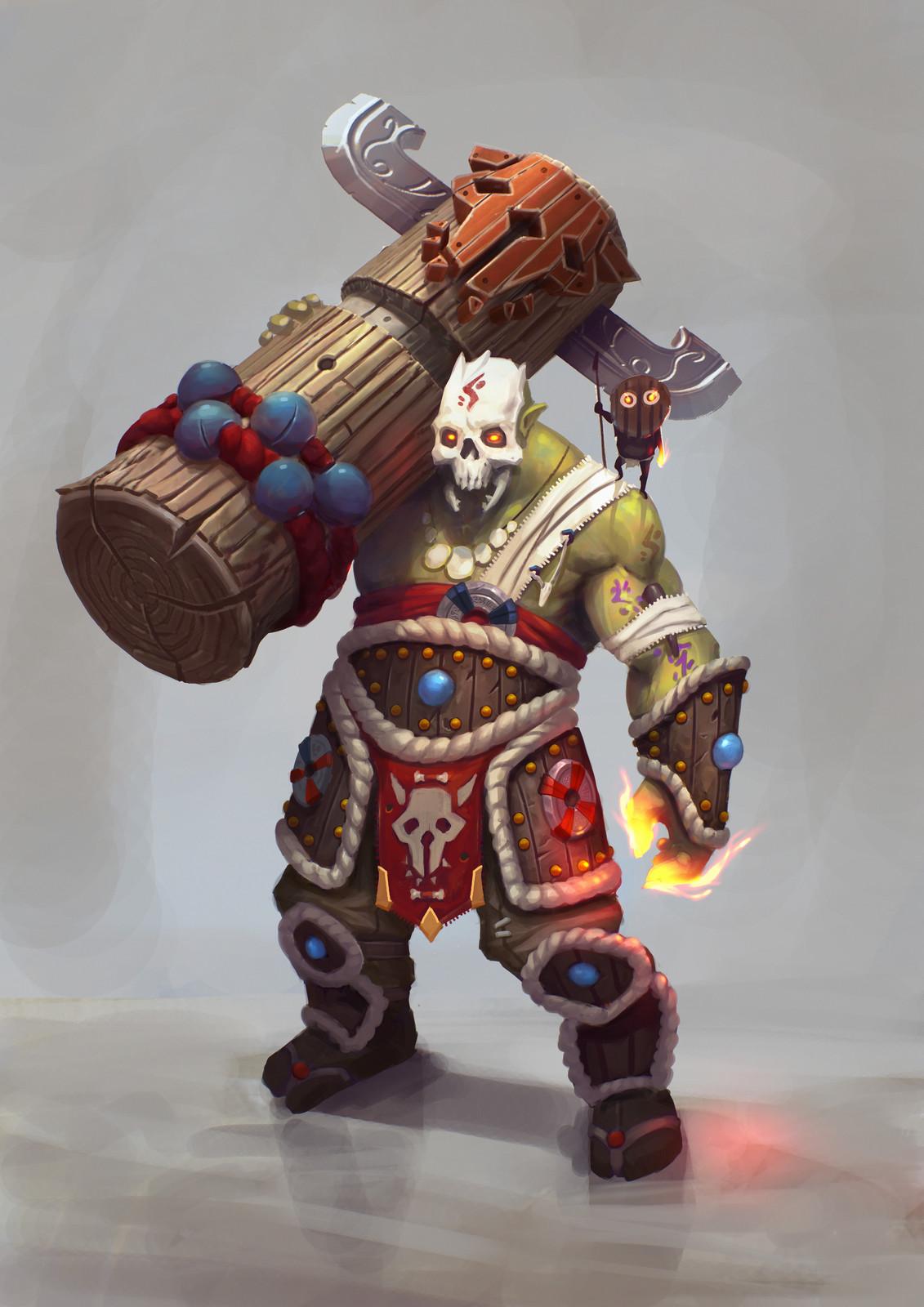 Warcraft reaper - Part 1