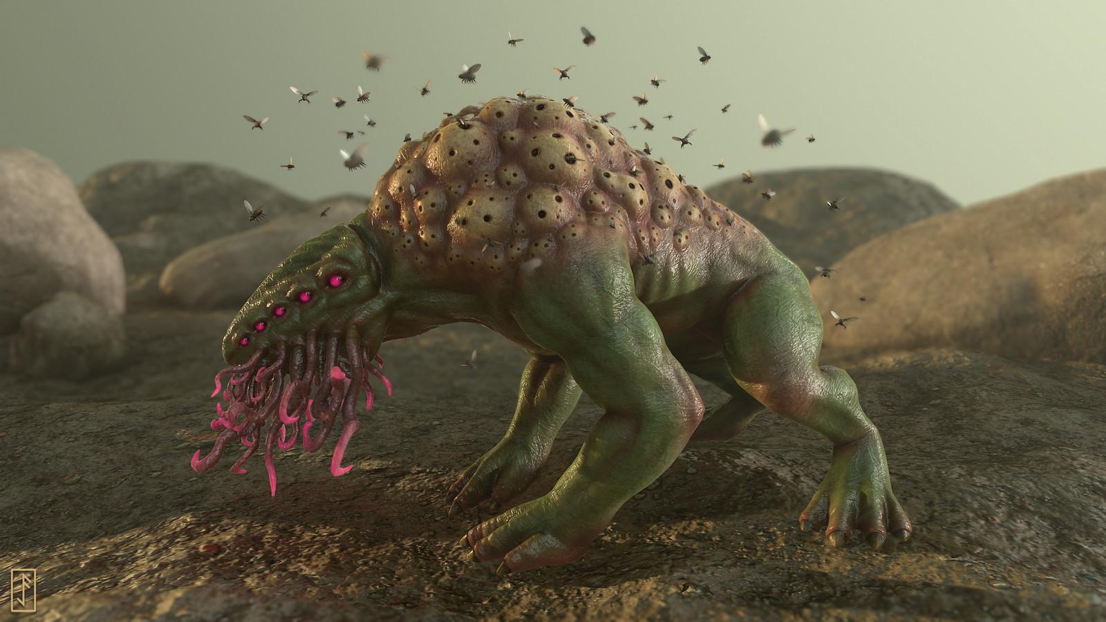 Pestilence Beast