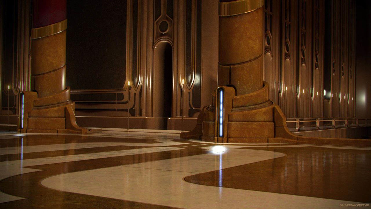 Jefferson Hall Star Wars