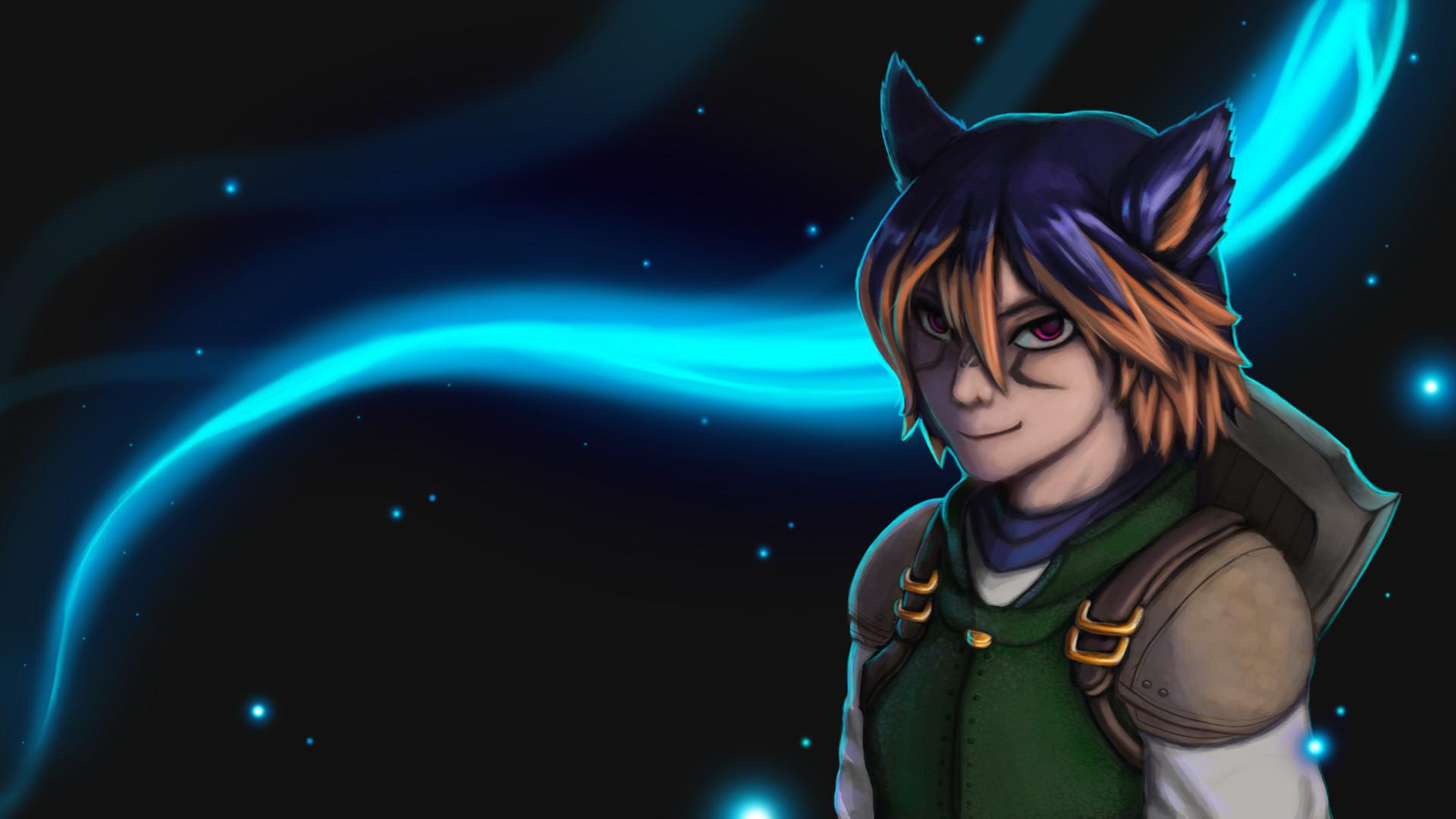 Kaitlyn O'Connor - Final Fantasy XIV Fanart