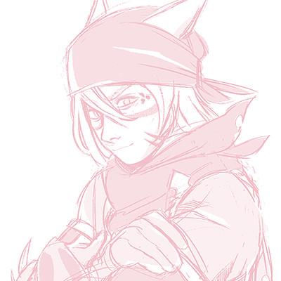 Izanagii - sketch