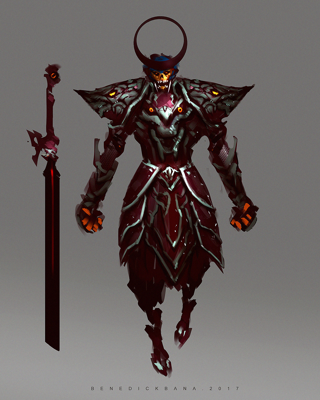 Benedick bana dark emperor lores
