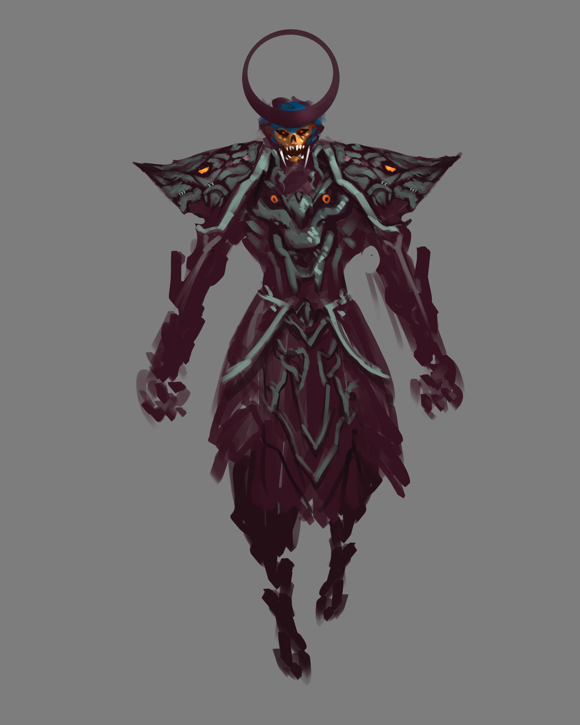Benedick bana dark emperor wip2