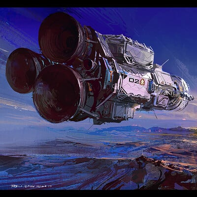 Ignacio bazan lazcano space discovery final