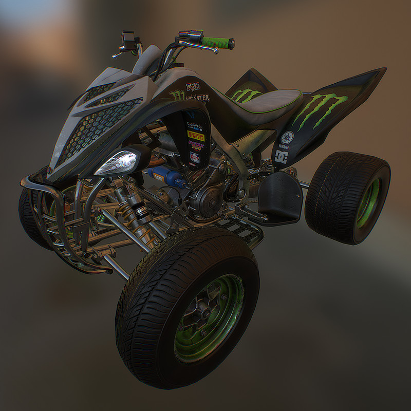 Quad / 3D