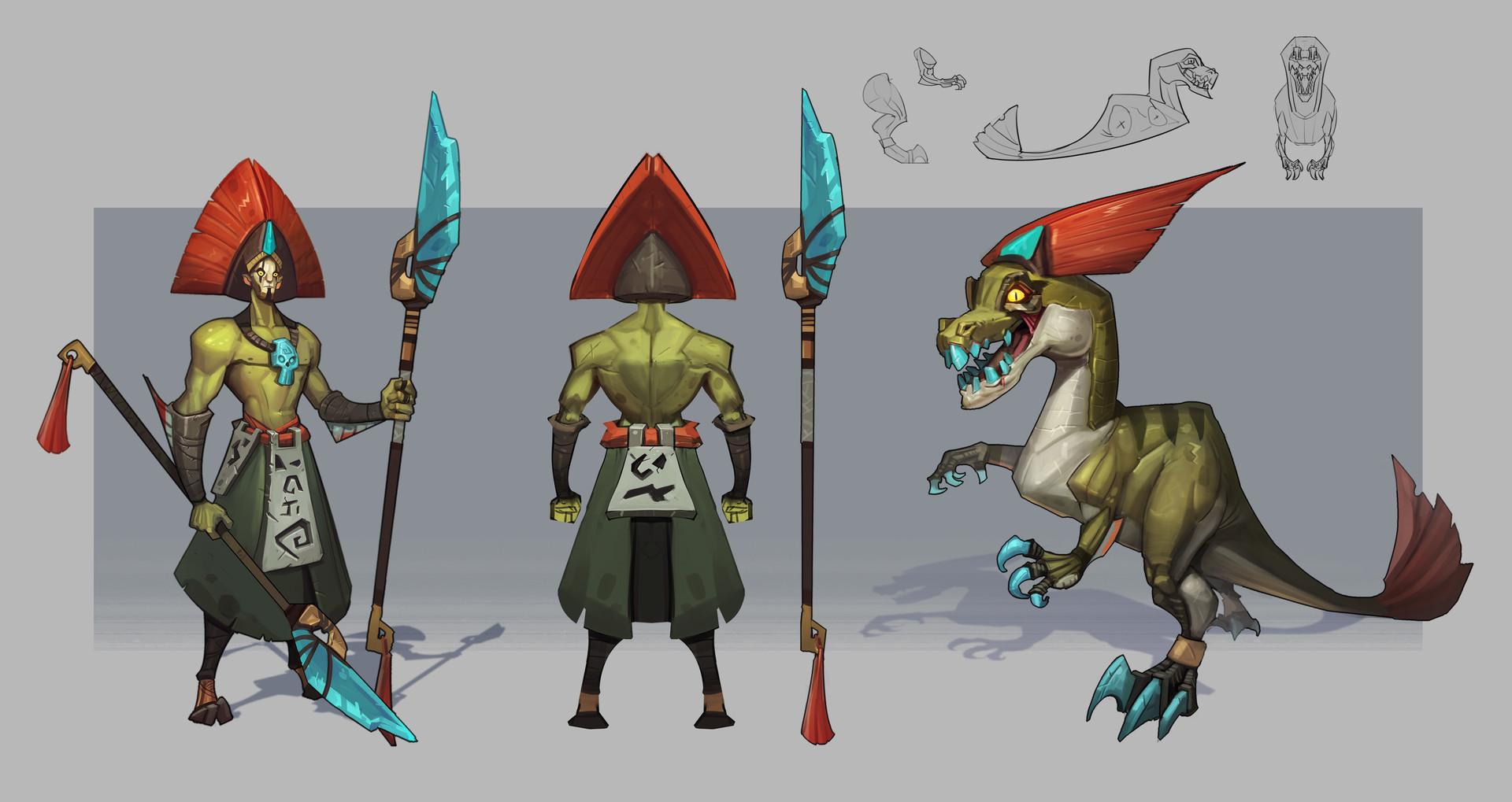 Drakhas oguzalp donduren stunlock studios art final