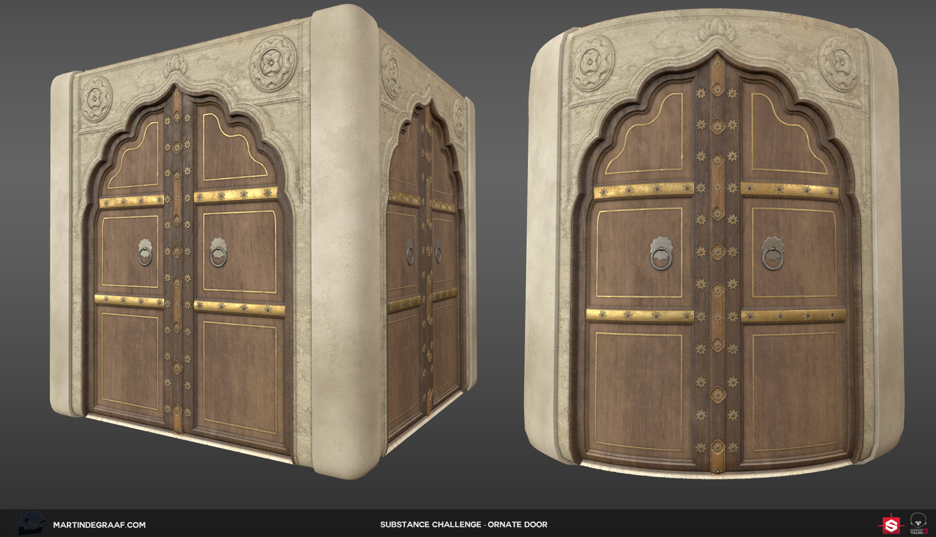 Martin de graaf substance challenge ornate door substance martin de graaf 2017
