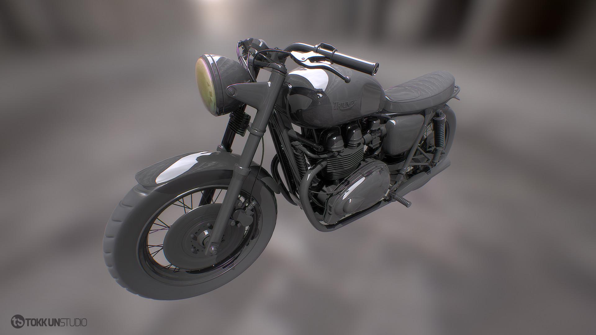 Tokkun studio bike 1ts