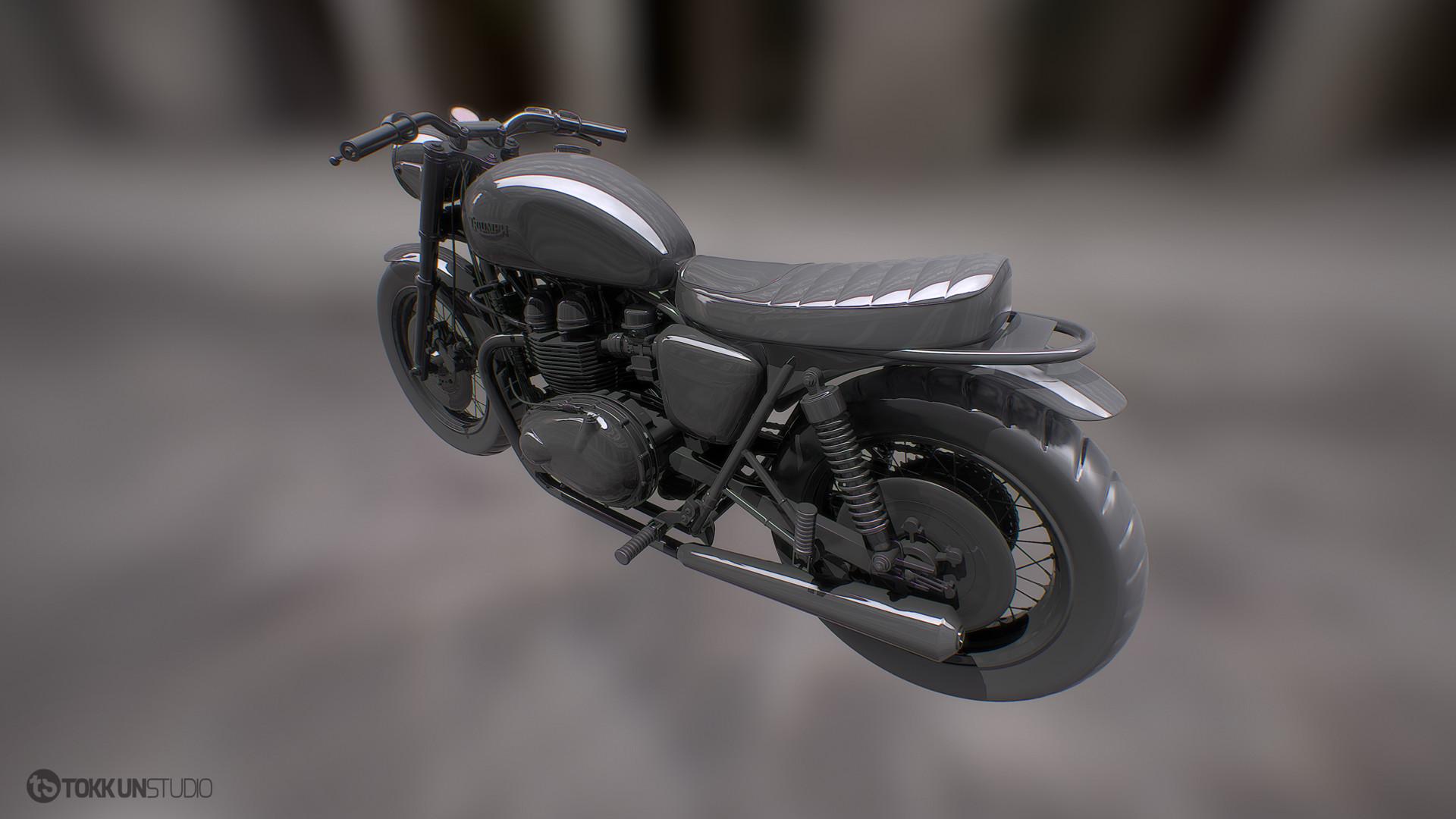 Tokkun studio bike 2ts
