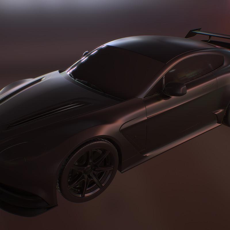 Aston Martin / 3D