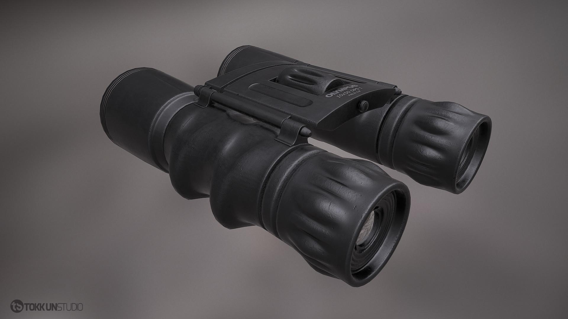 Tokkun studio binocular 2ts