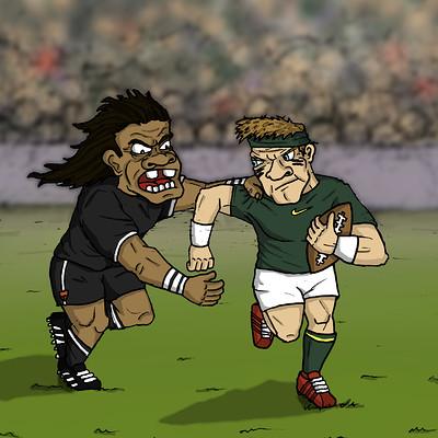Alberto camacho gordaliza rugby
