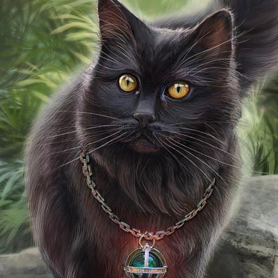 Konstantin gudym black cat 10gks copy