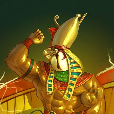 Sax irfan horus