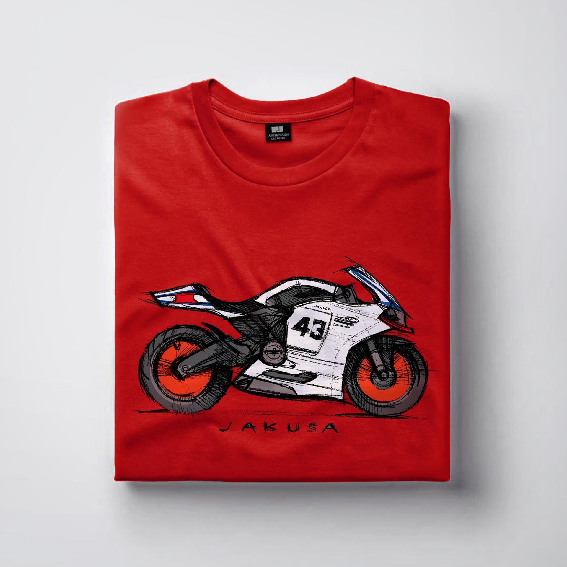 Tamas jakus red t shirt insta2