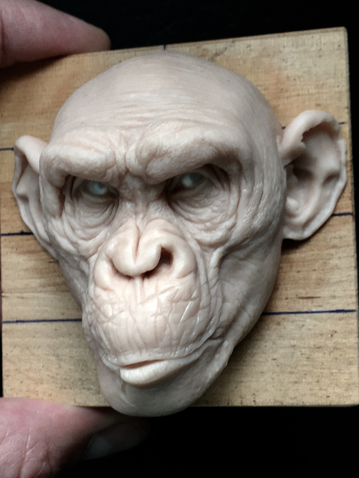 Monkey/super sculpy/2,5 inches