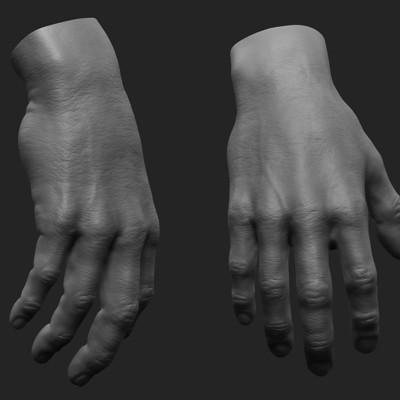 Valentin platonov hand