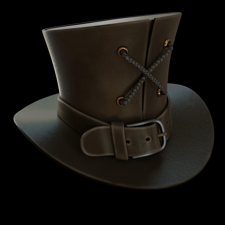 Arcadeous phoenix hat procedural textures main
