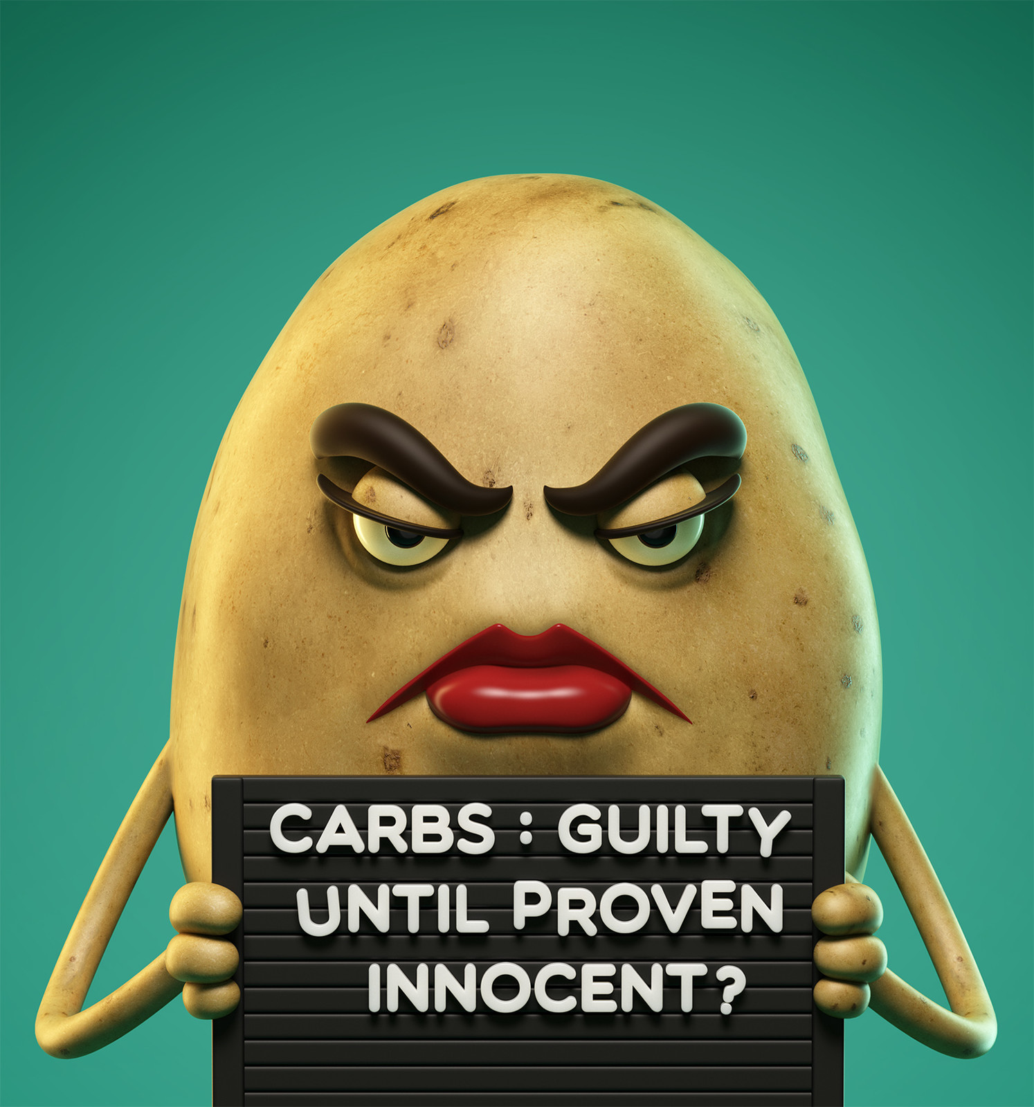 Guilty Potato - Women's Health