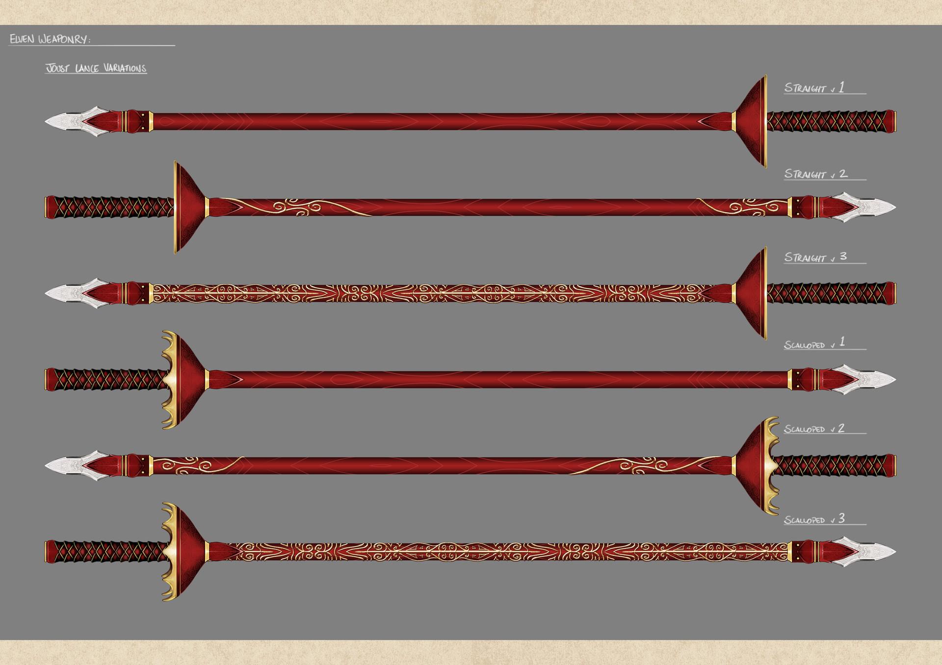 Tudor morris 03 elf weapons