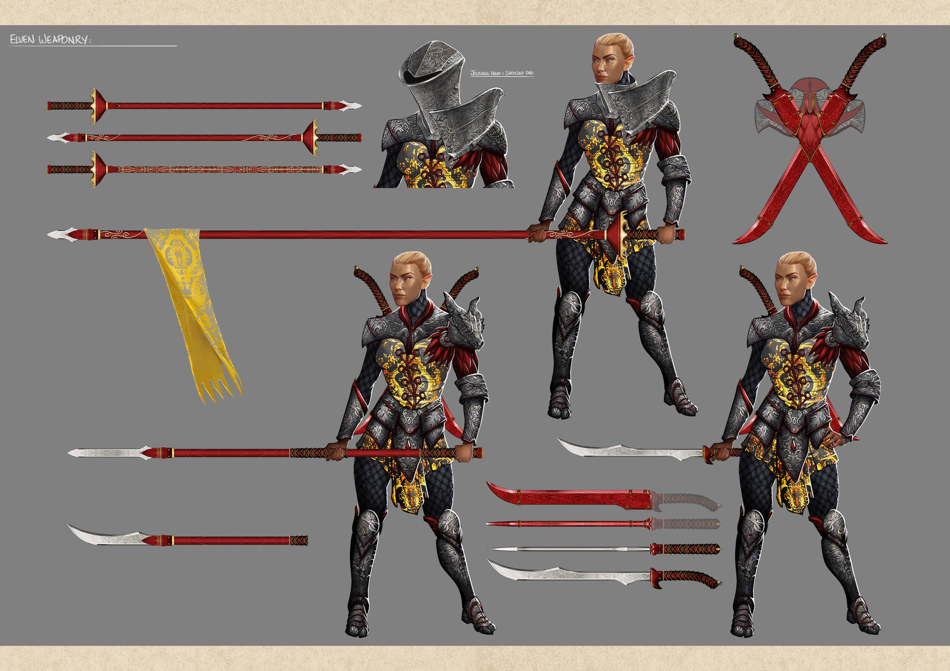 Tudor morris 04 elf weapons sprex
