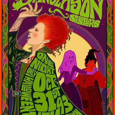 Christopher ables sanderson sisters web