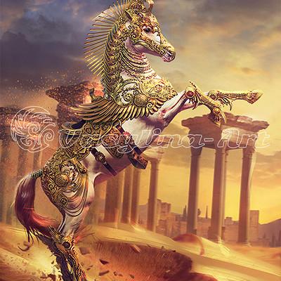 Vasilyna holod god horse da