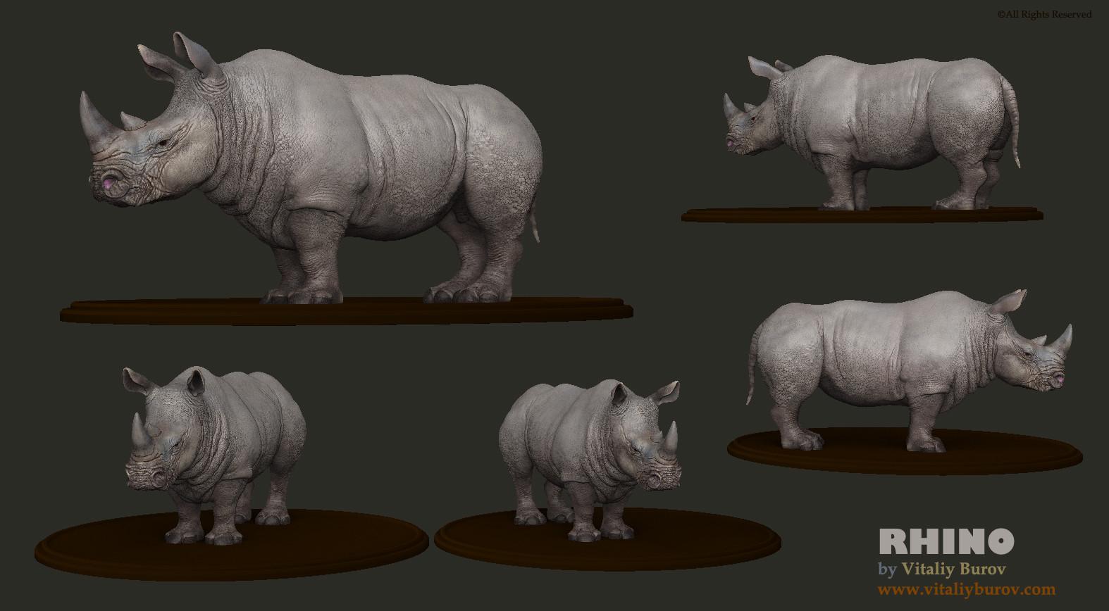 Vitaliy burov rhinorenderzbrushposter