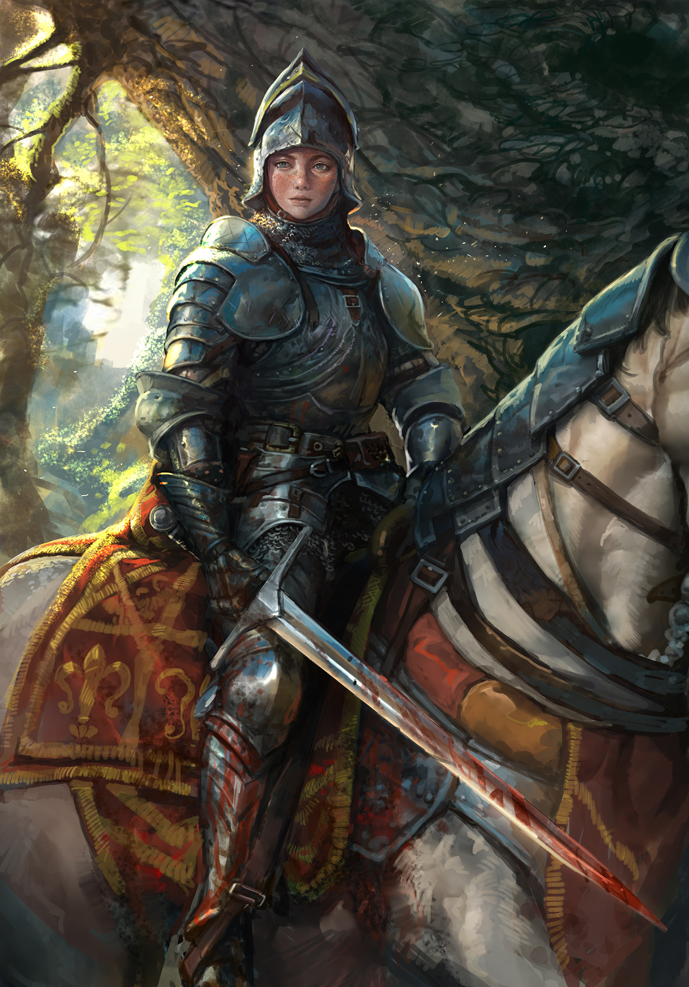Artstation - Knight, Kim Junghun-9925