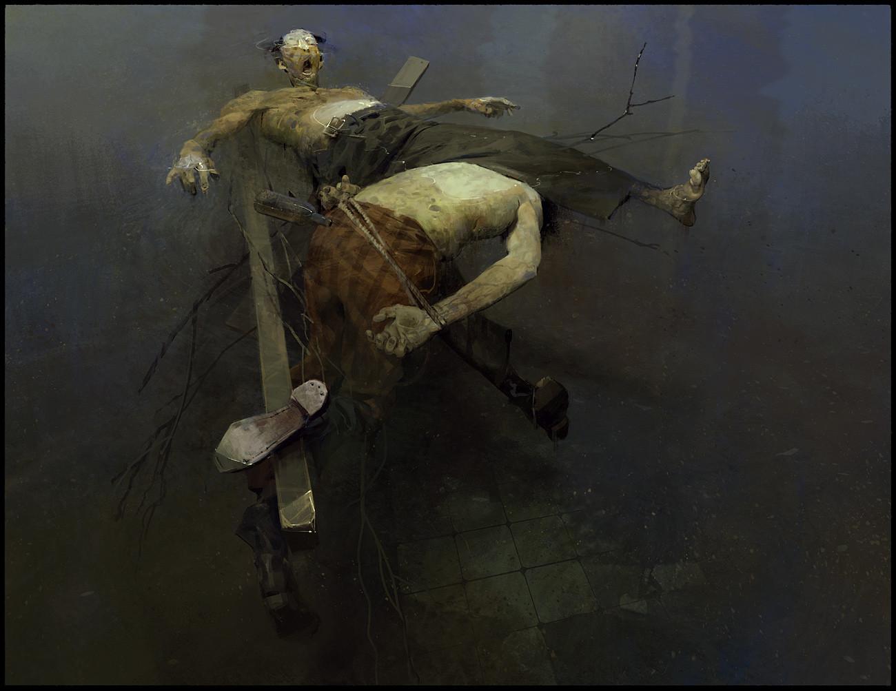 Sergey kolesov untitled 1 post