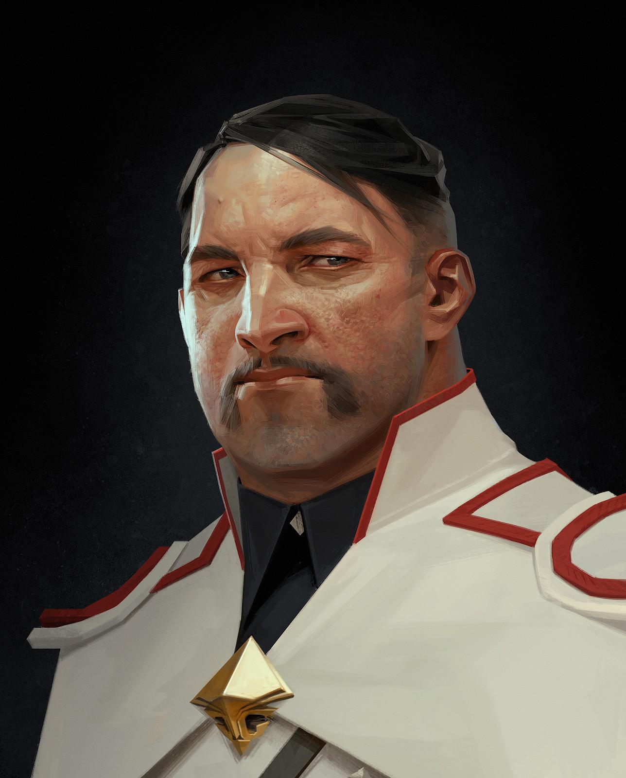 Sergey kolesov duke portrait hd