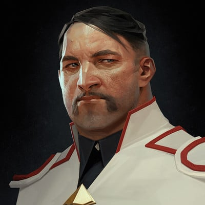 Sergey kolesov duke portrait hd