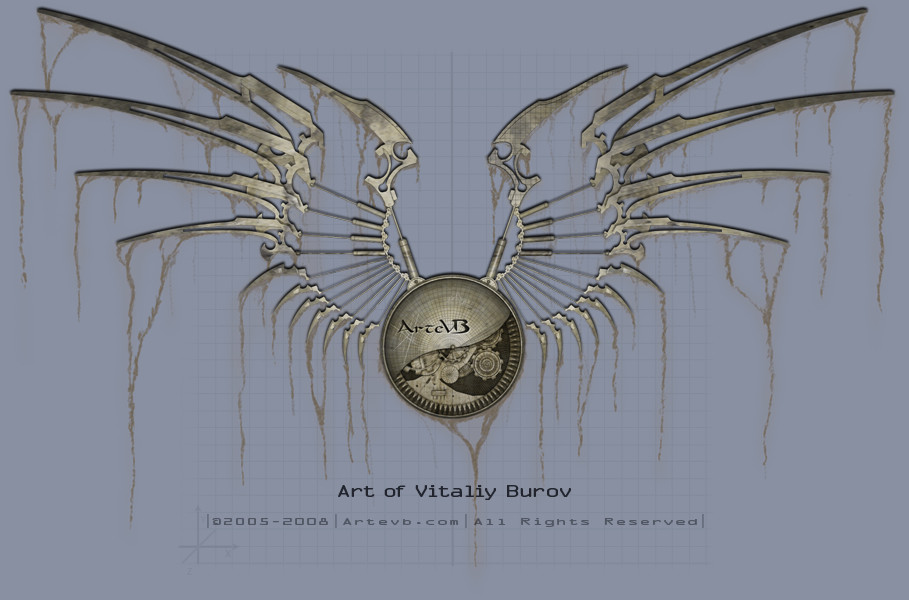Vitaliy burov logo