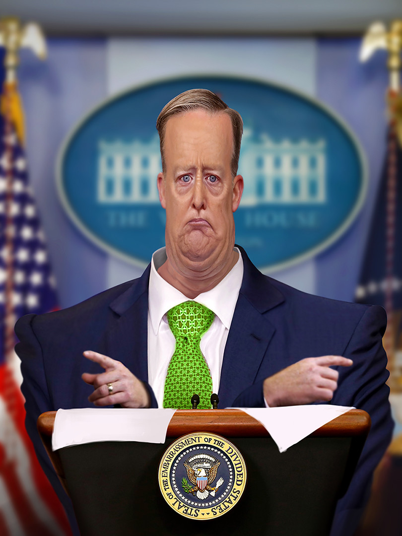 Spicer the Spin-Doctor
