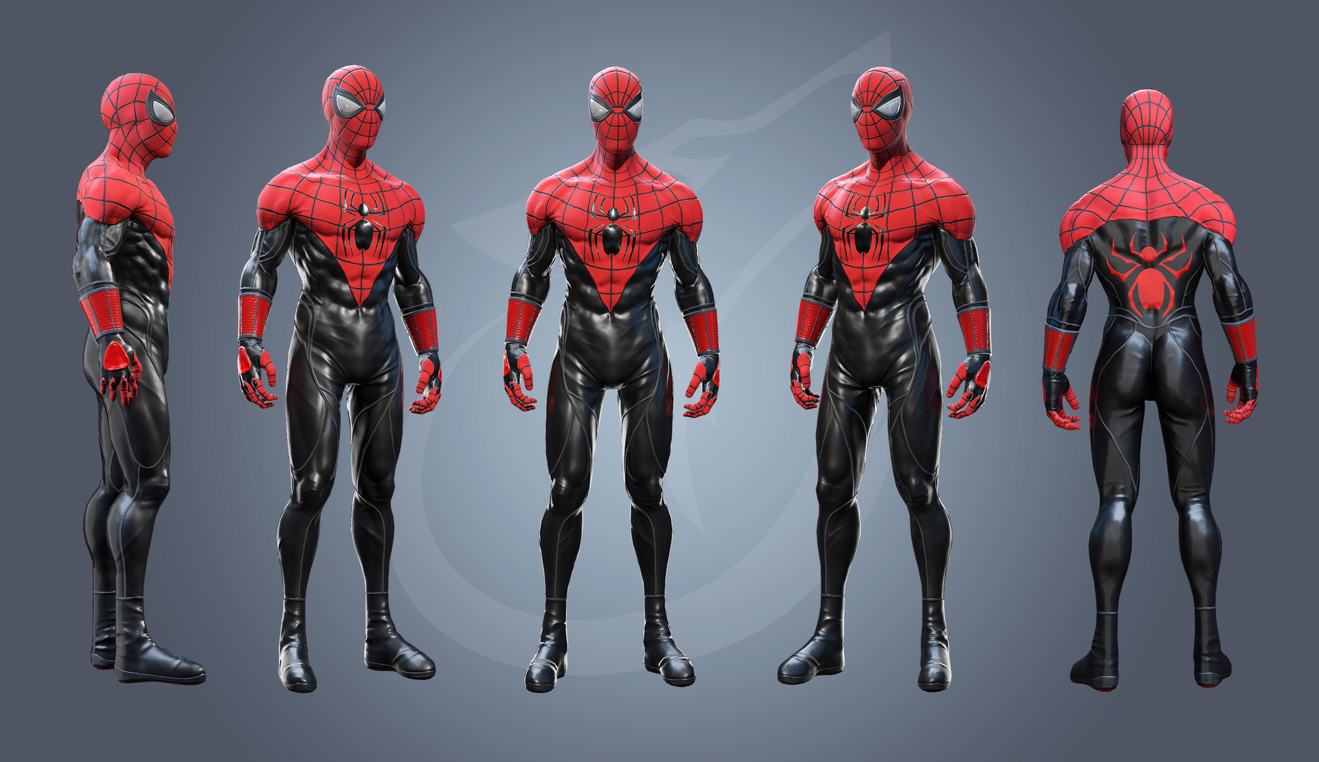 Andrew constantine spidey sheet beauty