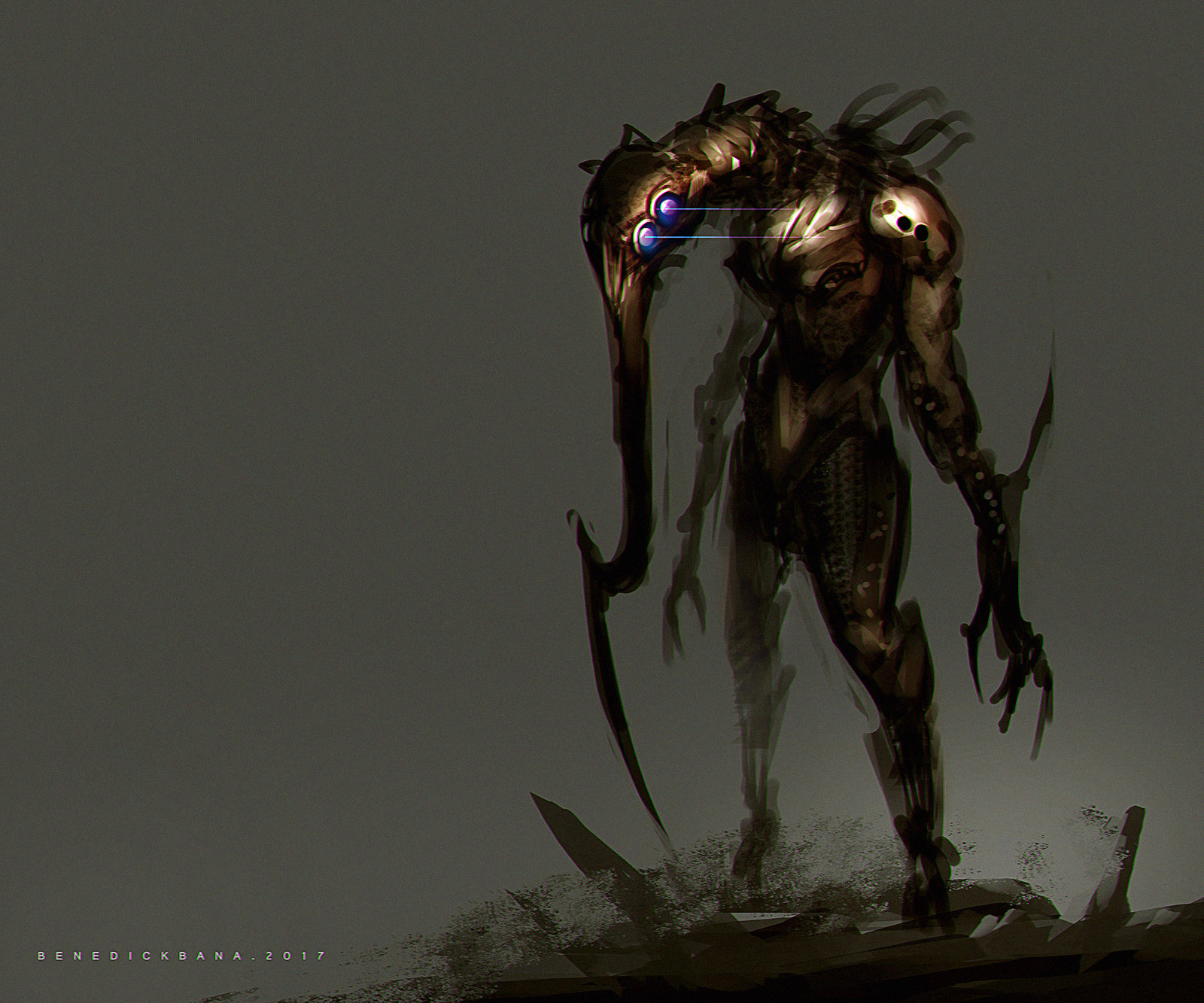 Benedick bana aedes death
