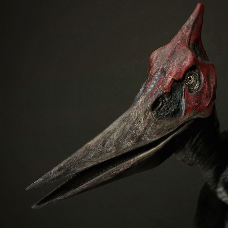 Jurassic World - Pteranodon