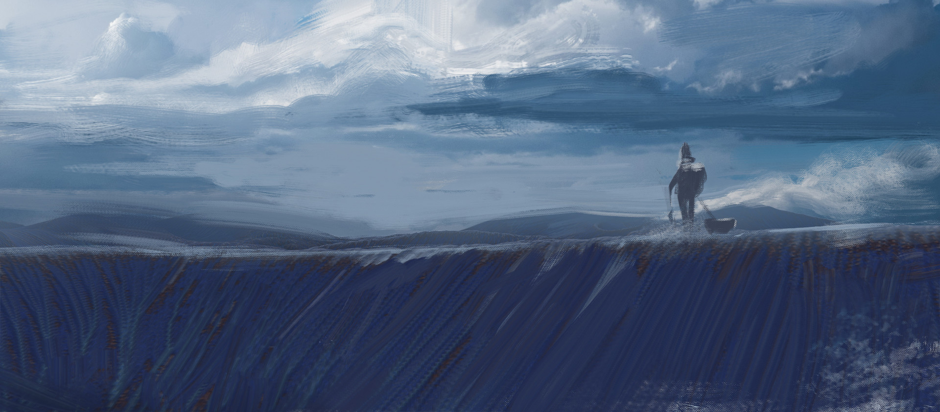 Alexandr iwaac dunes blue
